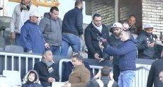 استقبال حسين الشحات