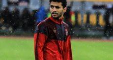 محمد محمود لاعب الاهلي