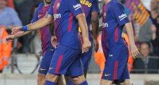 التشكيل المتوقع لفريق برشلونة ضد ليون