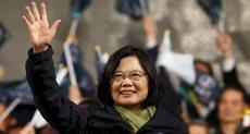 تساى إينج وين رئيسة تايوان