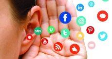 ترويج الشائعات عبر مواقع التواصل