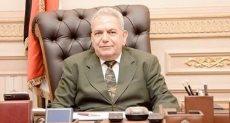المستشار مجدى أبو العلا  رئيس مجلس القضاء الأعلى