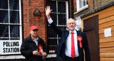 جيرمي كوربن - زعيم حزب العمال البريطانى