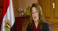 الدكتورة غادة والى وزيرة التضامن
