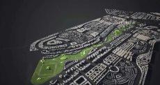 تخطيط ..لحديقة النهر الأخضر