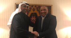 رئيس الرقابة الإدارية يصل الكويت