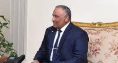 رئيس هيئة الرقابة الإدارية اللواء شريف سيف الدين