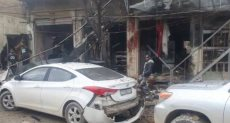 تفجير منبج السورية