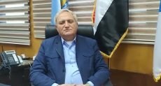 الدكتور إبراهيم خالد رئيس شركة مياه الشرب بمطروح