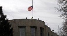 رهائن السفارة الأمريكية