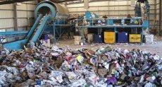 مصانع تدوير المخلفات – أرشيفية