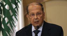 الرئيس اللبنانى ميشيل عون