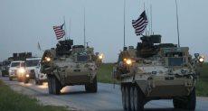 صورة القوات الأمريكية فى سوريا