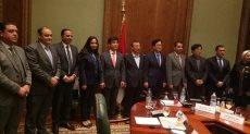 جمعية الصداقة البرلمانية المصرية الكورية
