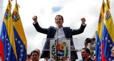المعارض الفنزويلى خوان جوايدو