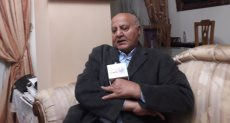 والد الشهيد رائد مصطفى لطفى