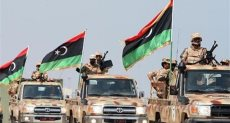 الجيش الليبى