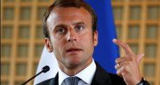 إيمانويل ماكرون الرئيس الفرنسى
