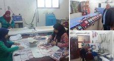 محسن فريد، صاحب مصنع للملابس الداخلية