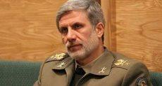 أمير حاتمى - وزير الدفاع الإيرانى