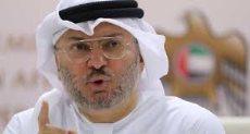 أنور قرقاش - وزير الدولة الإماراتي للشؤون الخارجية