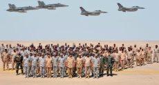 التدريب المشترك بين القوات المصلحة المصرية و الكويتية - ارشيفية