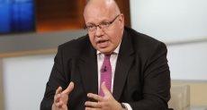 بيتر ألتماير وزير الاقتصاد الألمانى