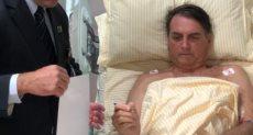 رئيس البرازيل يواصل العمل على سريره فى المستشفى