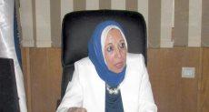 الدكتورة سهير عبد الحميد رئيس هيئة التأمين الصح
