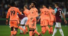 وست هام ضد ليفربول