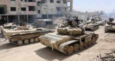 القوات السورية