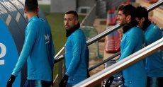 مبارة برشلونة وريال مدريد