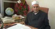 الشيخ زكريا الخطيب وكيل أول وزارة الأوقاف بالشرقية