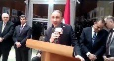مجدى ملك عضو مجلس النواب