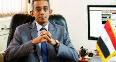 زياد عبد التواب رئيس مركز معلومات مجلس الوزراء