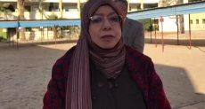 ليلى مرتجى وكيل تعليم شمال سيناء