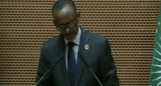 الرئيس الرواندى بول كاجامى