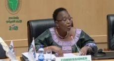 مفوضة الشؤون السياسية بالاتحاد الأفريقي ميناتا ساماتى  سيسوما