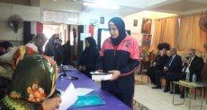 تسليم التابلت للطلاب الإسكندرية