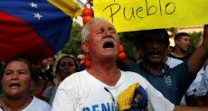 تظاهرات للمعارضة فى فنزويلا