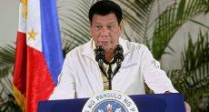 رودريجو دوتيريتى - رئيس الفلبين