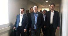 الرئيس البرازيلي يغادر المستشفى