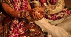 حفل زفاف هندى