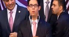 الرئيس السيسى مع ذوى الإعاقة