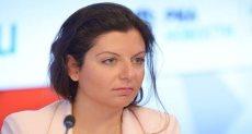 مارجاريتا سيمونيان رئيس تحرير شبكة قنوات RT