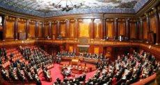 مجلس الشيوخ الإيطالى
