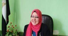 ليلى مرتجى وكيل وزارة التربية والتعليم بشمال سيناء