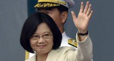 تيساى انج وين رئيسة تايوان