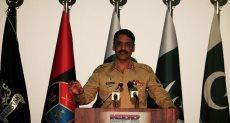 المتحدث العسكري للجيش الباكستاني،