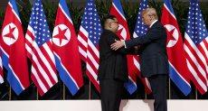 رئيسا كوريا الشمالية وأمريكا